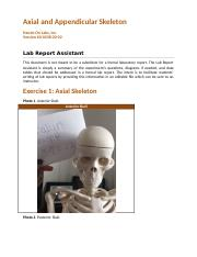 Axial and Appendicular Skeleton_RPT