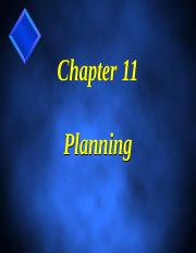 Modified Chapter11