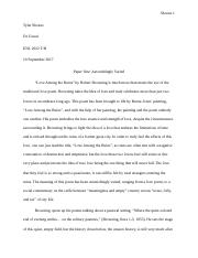 Love Among the Ruins essay ENL2022.docx
