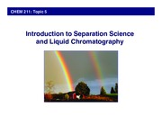 CHEM211-Chromatography (Full corrected)