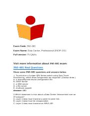 New Updated JNCIP-DC JN0-681 Real Exam Questions.pdf