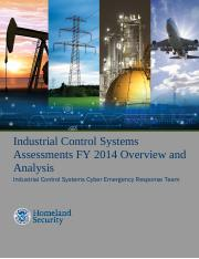 Industrial Control Systems Assessments FY 2014 Overview and Analysis.pdf