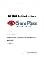 2019-EnsurePass CISSP Exam-Dumps-PDF-VCE-Practice-Test-Questions .pdf