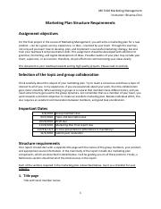 Marketing Plan Structure Requirements.pdf