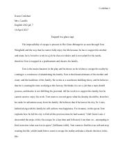 The glass Menagerie research paper.docx