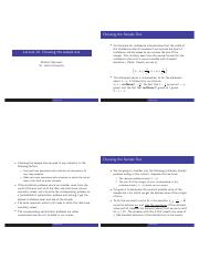 Lecture 14 Printable Handouts