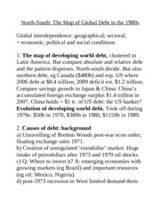 Lecture 7, global debt, 2015