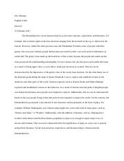 Elizabethan Era paragraph English 9 Adv..docx