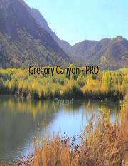 Gregory Canyon - PRO.pptx