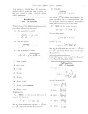 m408k homework solutions