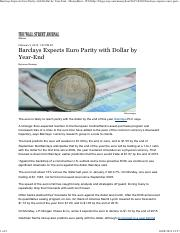 8 Barclays expects euro parity with Dollar by year end.pdf