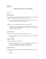 STUDY QUESTIONS ON CONSTITUTION  W14.doc