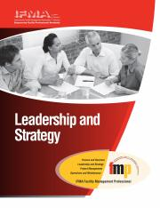 IFMA Manual - Leadership and Strategy (Highlighted).pdf