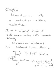 Phys3Chapter2LectureNotes