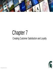 Chapter7-CustomerSatisfaction&Loyalty.pptx