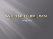 AS100 Midterm Exam[1]