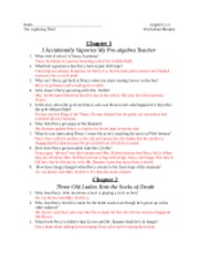 Lightning_Thief_Answers_Ch_1-11