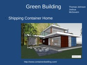 Green Building power point