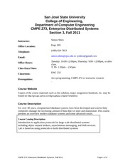 CMPE273-Fall2011-shim-03-greensheet