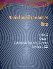 Module 12_Nominal and Effective Interest Rates.pptx