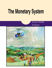 Econ 101 Mankiw Chapter 4&5_Monetary System.pdf