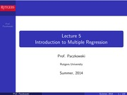 Lecture+5+Multiple+Regression