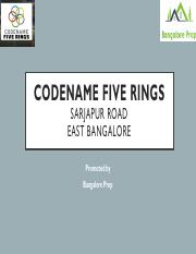 Codename five rings