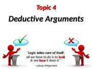 CT-04- Deductive Arguments