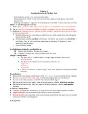 DIET 200 - Chapter 4 Outline.docx