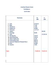 Trial Balance Month of July (1).docx