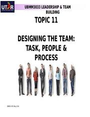 Topic_11_-_Designing_the_Team.ppt