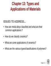 ch13 Types and application of materials.ppt
