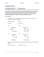 CHEM+2P20+Assignment+2+Solutions+-+Fall+2012.pdf