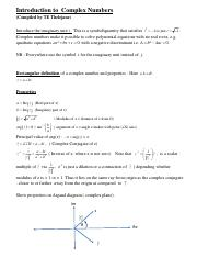 Wis 1 Complex Numbers.pdf