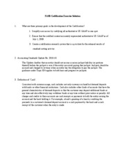 FASB_Codification_Exercise_Solution