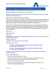 Module 2_Philosophy of Nursing Assignment.docx