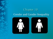 Chapter 10 Gender Inequality