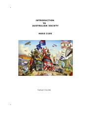 Final_Introduction to Australian Society_Course Guide_2017-Sem 1 (2)