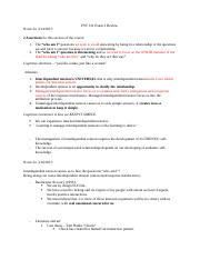 PSY 311 Test 2 Notes.docx