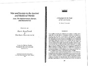 War & Society in the Ancient & Medieval Worlds .pdf