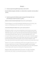 Laporan Praktikum Ipa Sd Simbiosis Docx Laporan Praktikum Ipa Sd Pdggk4107 Modul 2 Simbiosis A Tujuan Pengamatan A Mengidentifikasi Simbiosis Course Hero