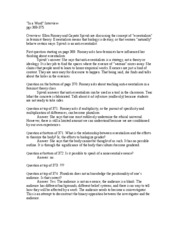 intersexuality essay