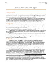 Primer 1 - How to Write a Research Report.pdf