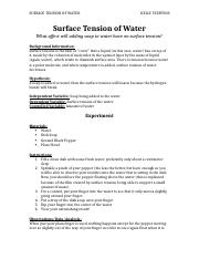 filtration lab report hypothesis Xwriting a lab reportdoc 1 of 6 bnowak-thompson july 13, 2008 sometimes the introduction for a hypothesis driven experiment (as opposed to a characterization.