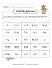 make-sentences-sight-words-one_ONEON