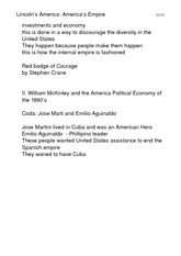 History 1810E Class Notes Chapter 11