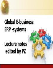 L61 MIS ERP and business processes