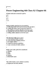 Power Engineering 4th Class A2 Chapter 66.docx