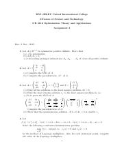 Optimization--Assignment2--Solutions.pdf