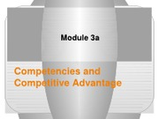 788, Module 3a, Competencies, Sp11